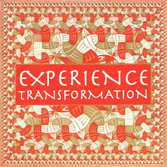 Experience Transformation Fall 2015