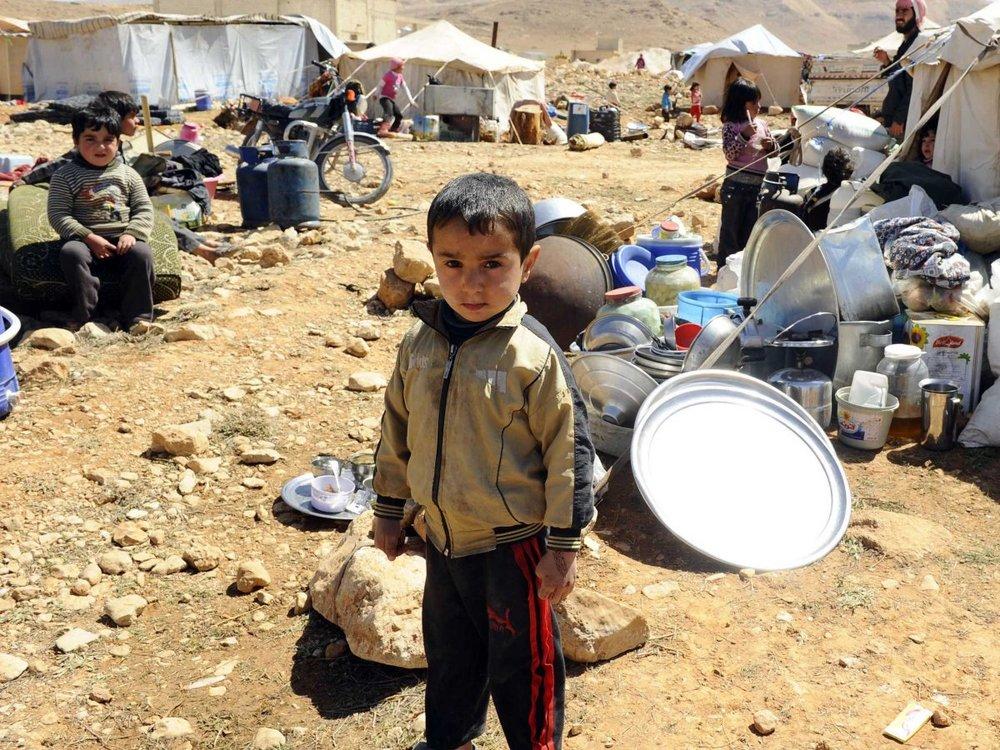 Syrian Refugee Crisis Information