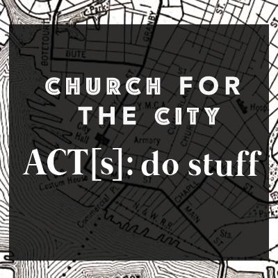 ACT[s]: do stuff
