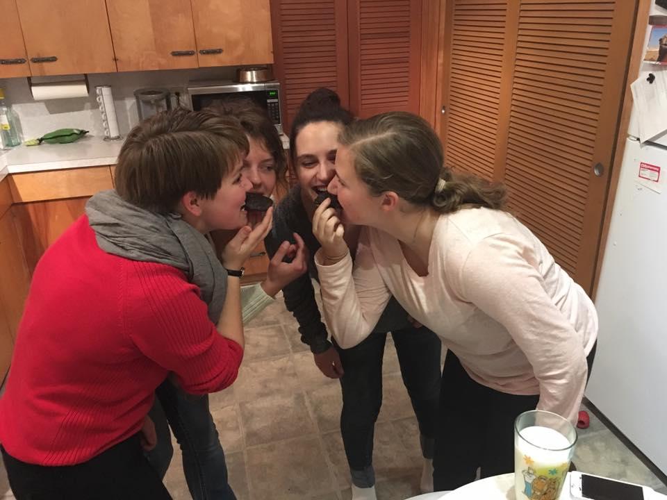 Girls cookie bite.jpg