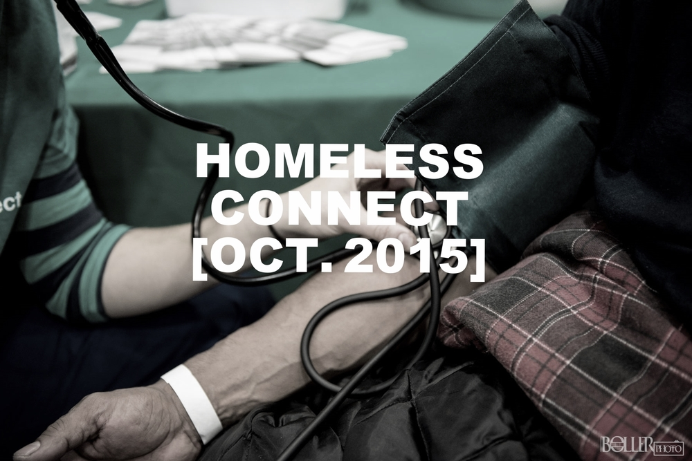 Homeless Connect    [Oct. 2015]