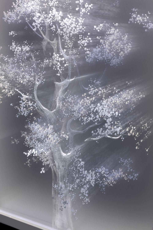 TREE OF LIGHT 54, close up