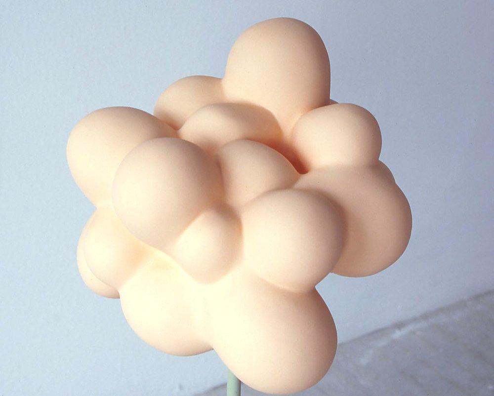 TANGERINE CANDY FLOWER
