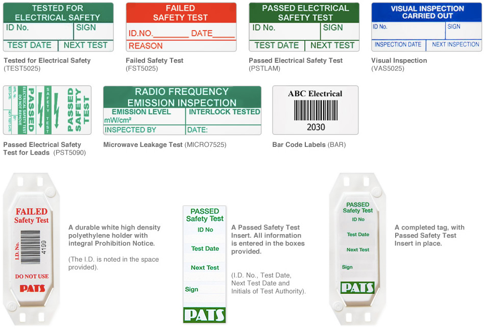 PATt esting labels.