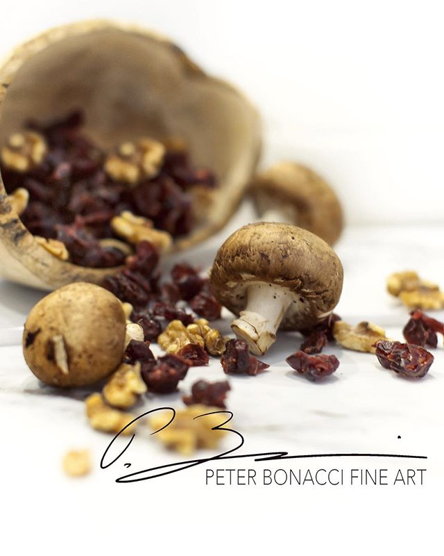 A little prop shot from yesterday's shoot. Mushrooms and cranberries. For a vegan stuffing burger. . . . . . . . . . #peterbonaccifineart #peterbonaccifoodphotography #food #foodphotography #photography #mushrooms #cranberries #canon #canonphotography #canoneos #foodandbeverage #foodandbeveragephotography #restaurantphotography #newyorkcity #newjersey #nyc #jc