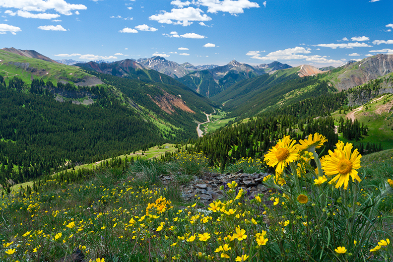 Gros Ventre Wilderness (USFS photo)
