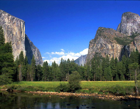 Yosemite National Park: Yosemite at Christmas