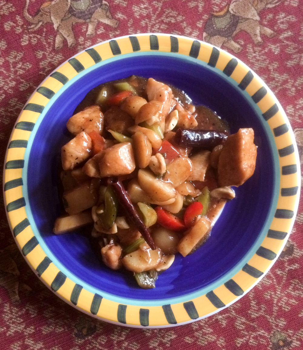 Kung pao chicken good food makes me happy forumfinder Image collections