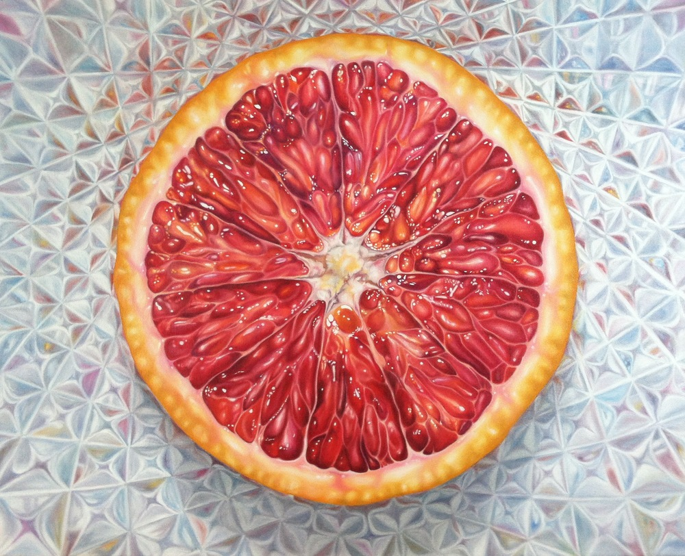 """Blood Orange"""