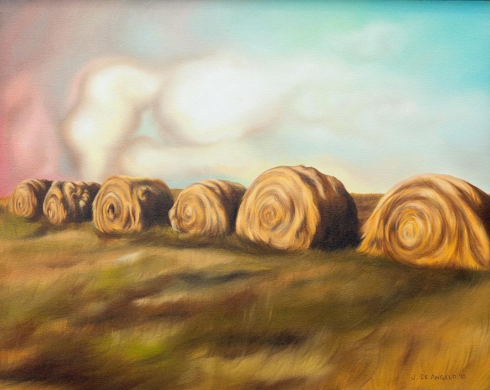 """Bales of Hay"""