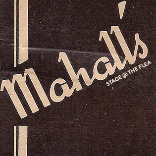 Mahall's Stage
