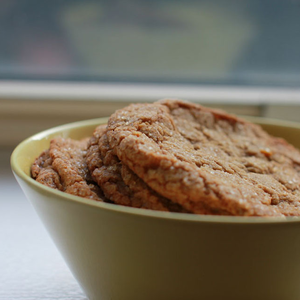Red Head Artisanal Ginger Cookies