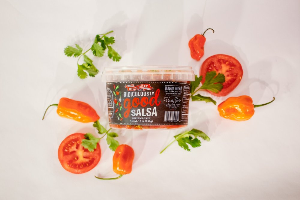 Ridiculously Good Salsa