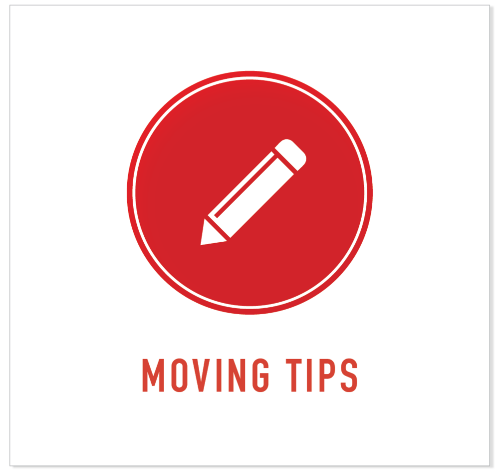 local moving tips icon