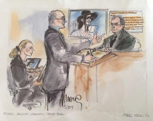 Jackson v AEG (Michael Jackson wrongful death trial)
