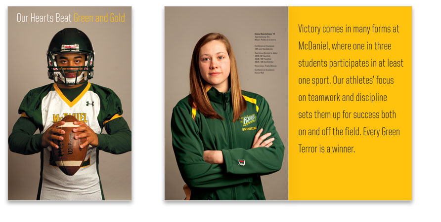 ATHLETICS BROCHURE