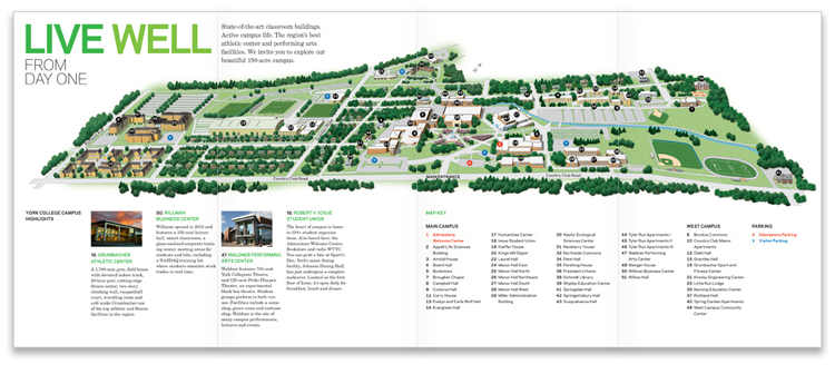 York College of Pennsylvania — Skelton Sprouls
