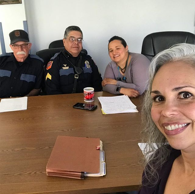 Ever wondered who takes care of your safety on race day? Meet the traffic control team from El Paso Police Department and Traffic Control Specialists. #mightymujer #iammighty #raceelpaso