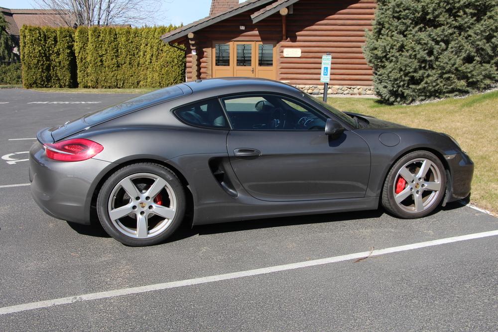2014 Porsche (2 seats)