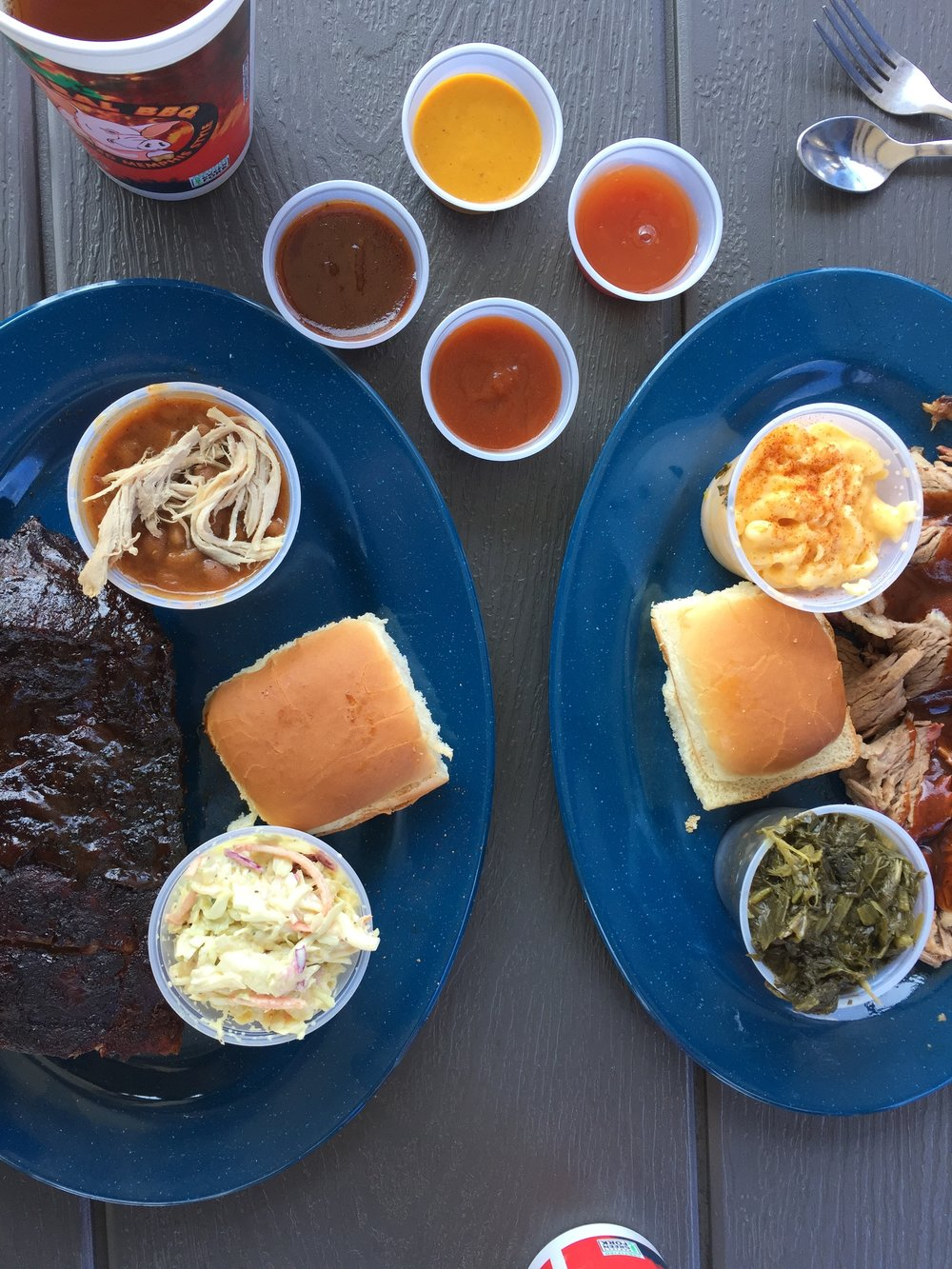 Dreams of Central BBQ (Memphis)