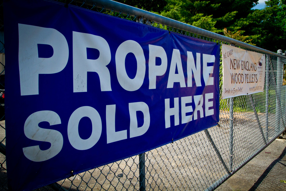 We sell Propane too!