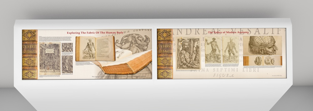 VirtuOHSU: Vesalius 'The Fabrica' Exhibit