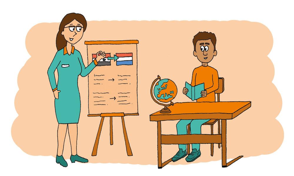 Taalcursus - Ongeveer 13.000 inwoners van Den Bosch beheersen de Nederlandse taal onvoldoende. Daarom biedt Bibliotheek Den Bosch hulp bij het bevorderen van geletterdheid. De bibliotheek is daardoor een fijne plek voor ontmoeten, samenkomen, praten, oefenen en informatie.