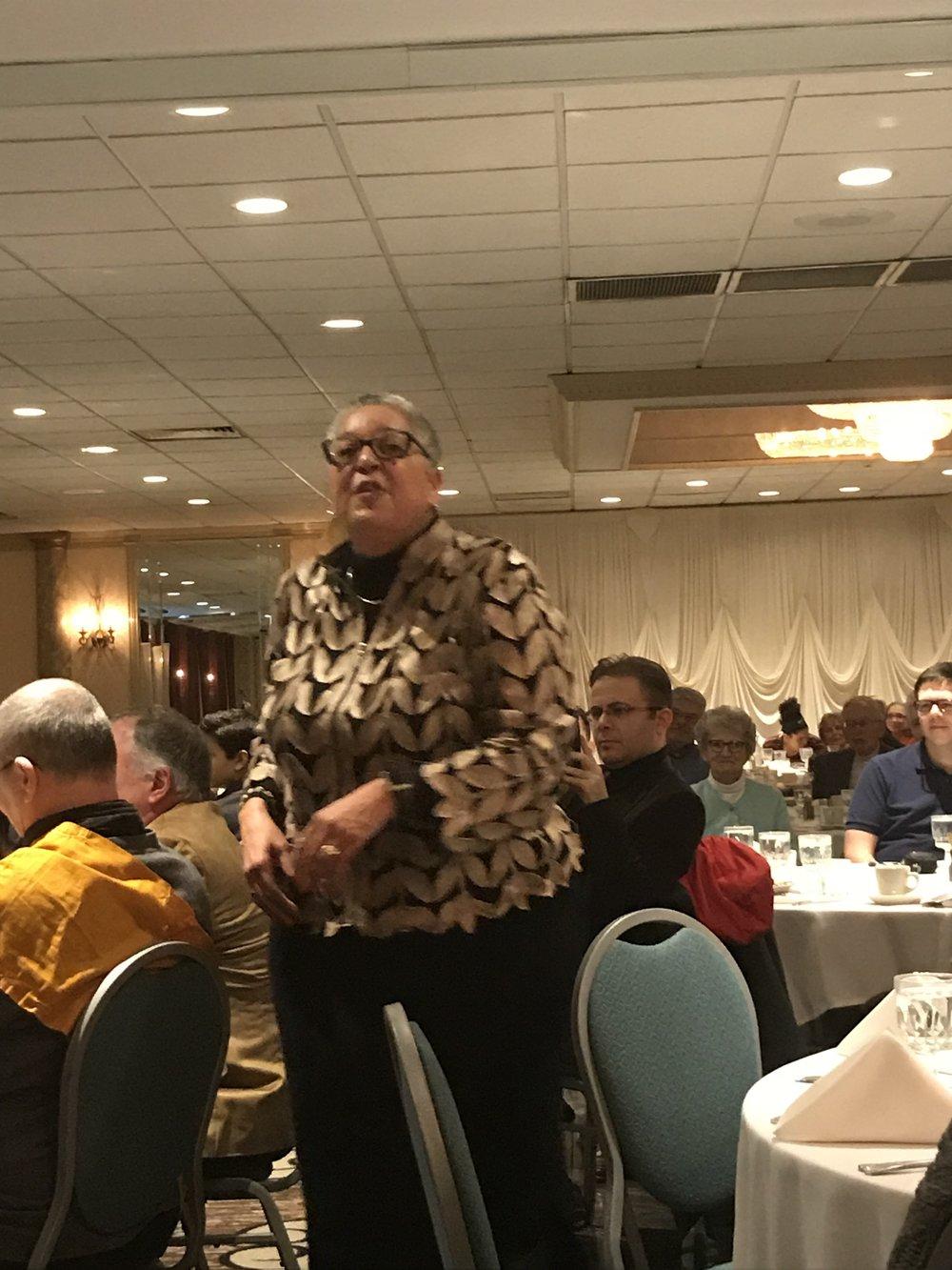 2018 Keynote Speaker Zina Jacque