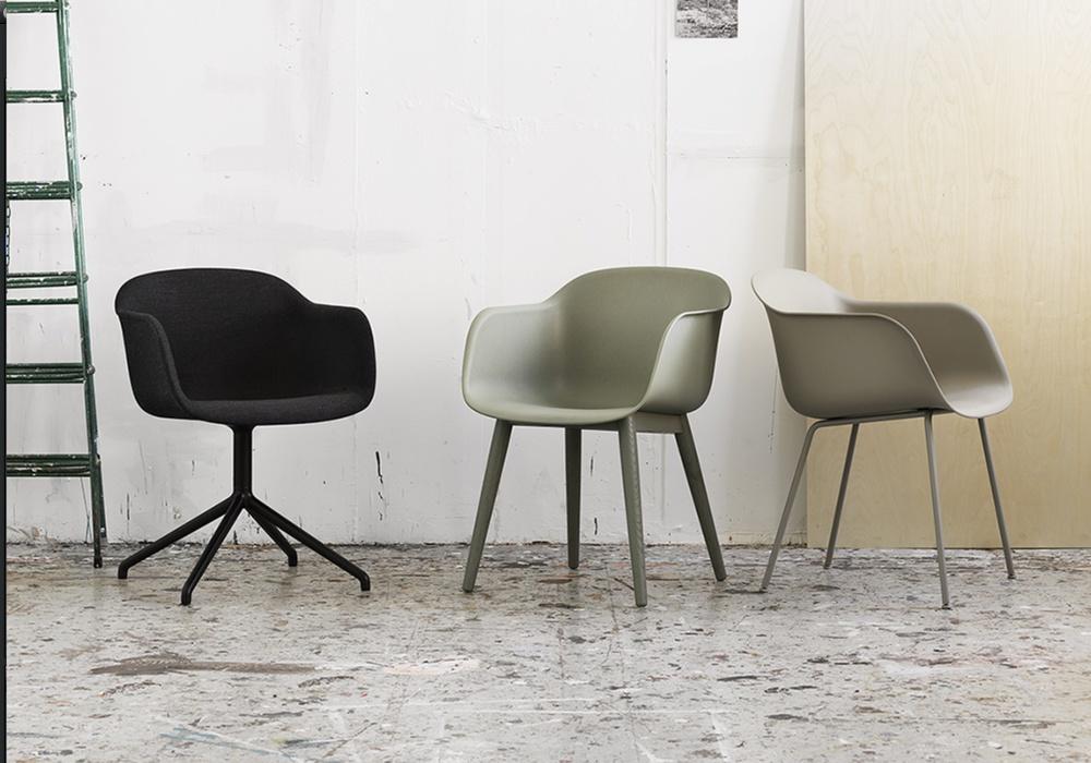 Chairs by Muuto