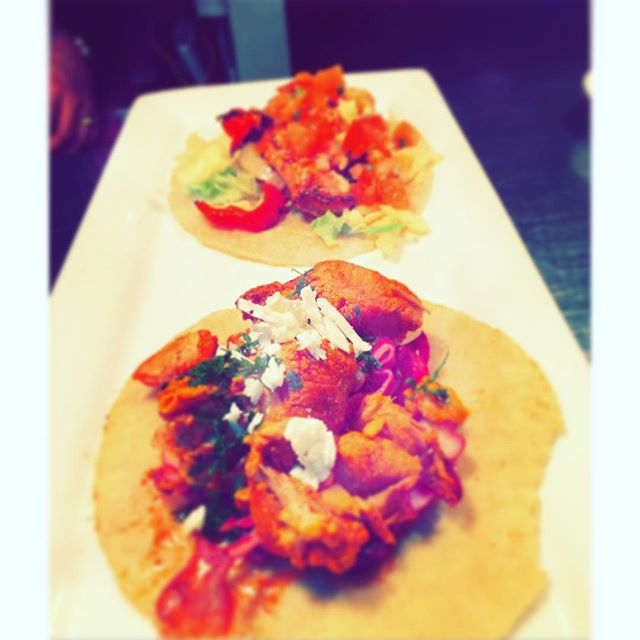 #tacotuesday @villamaria_restaurant  Come try our handpressed maize tortilla tacos. #$5tacos #taco #mexicanfood #fresh #organic #glutenfree #mexico #brisbane #brisbanerestaurants #brisbaneeats #villamaria #camphill
