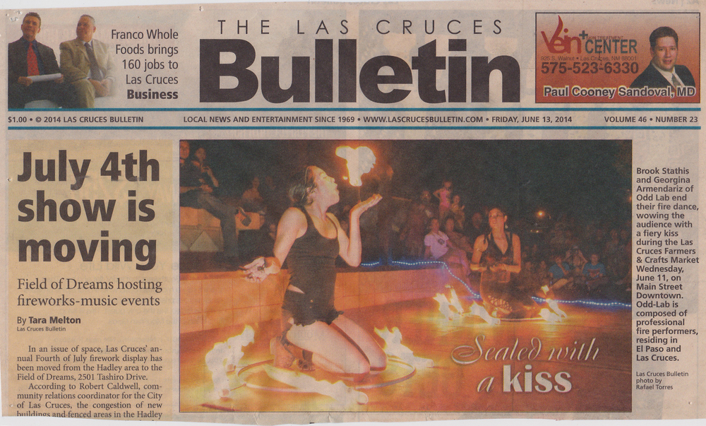 2014_06_13 Las Cruces Bulletin.jpg