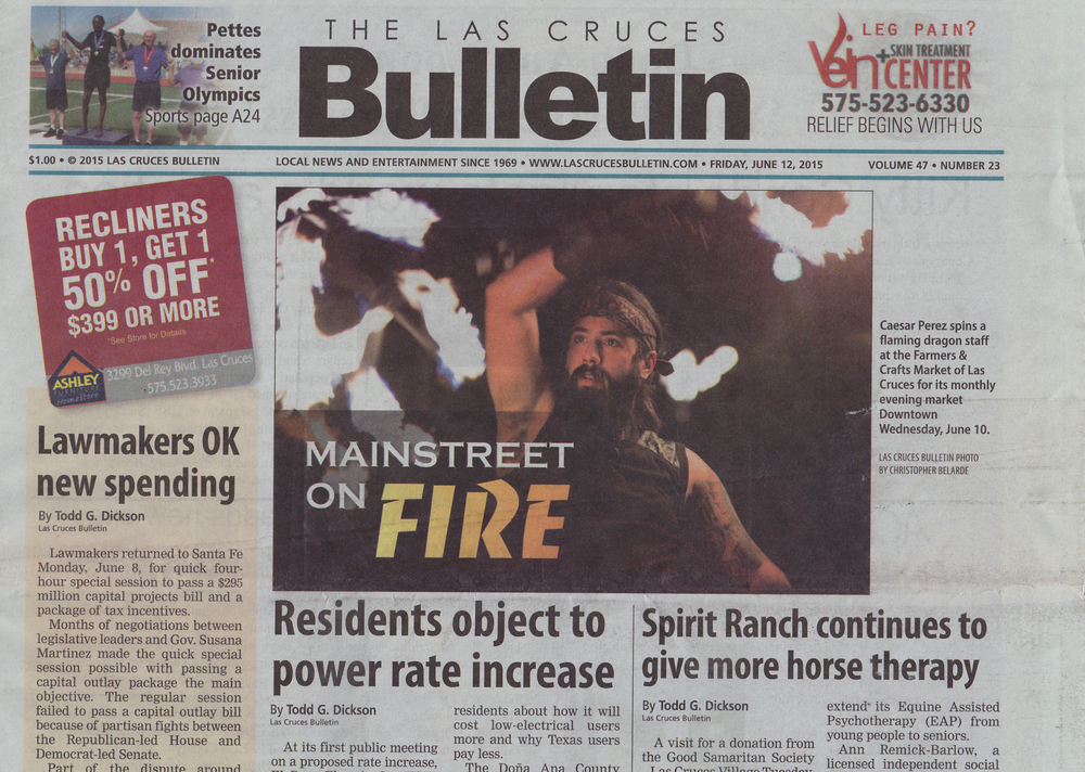 2015_06_12 Las Cruces Bulletin.jpg