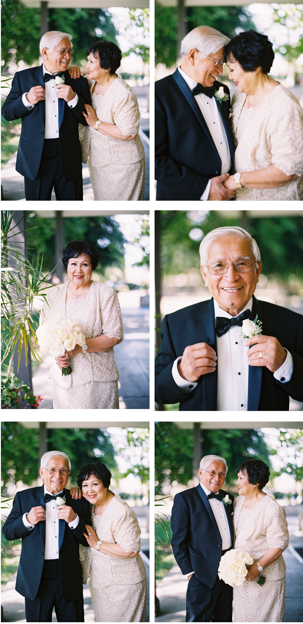 Dio Erlindas 50th Wedding Anniversary Linda Tran Photography