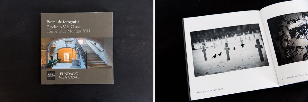 Fundacio Vila Casas Photography Awards book (Barcelona, Spain).