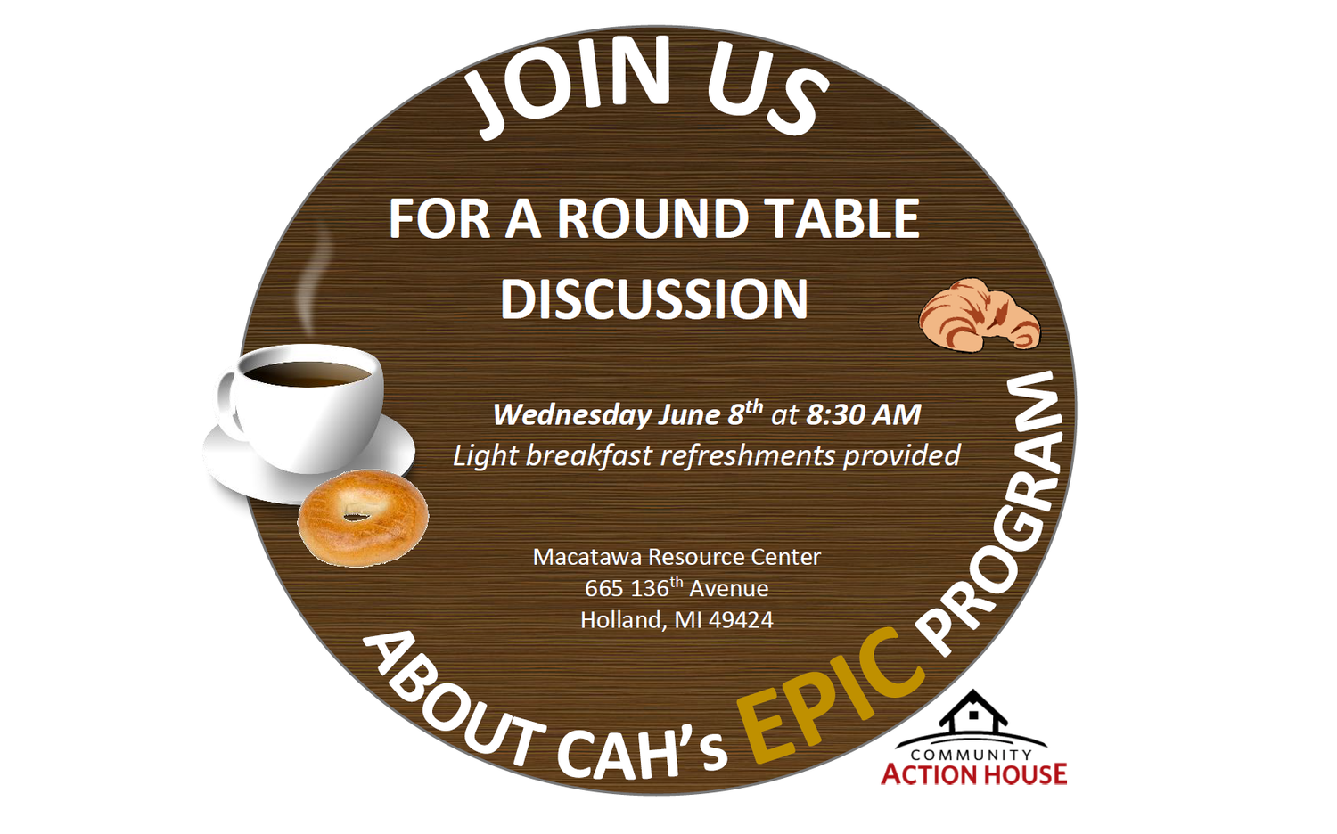 Join us for an epic round table discussion community action house join us for an epic round table discussion stopboris Choice Image