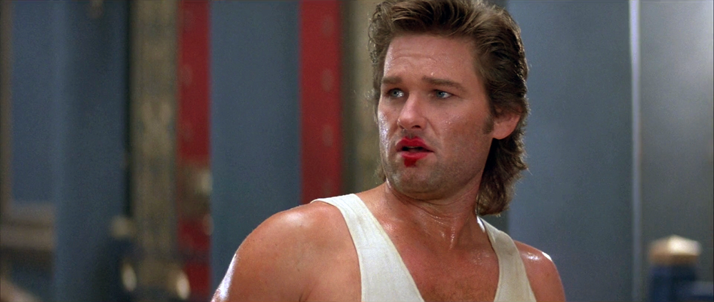 Jack Burton Lipstick