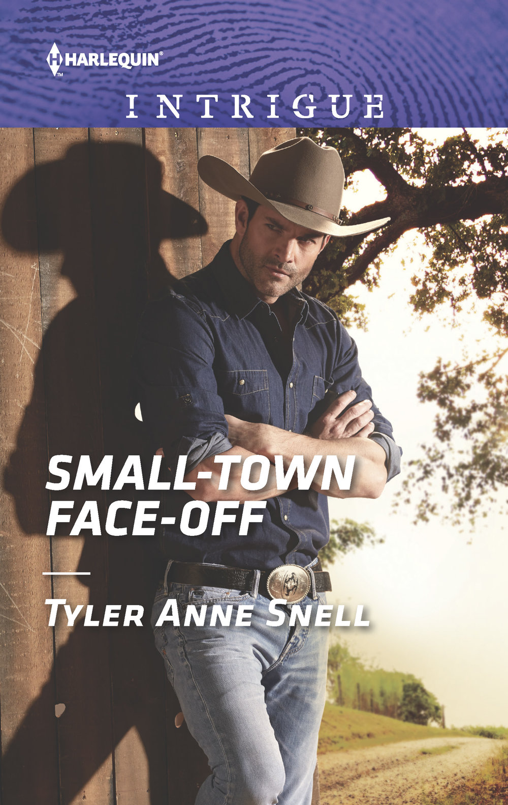 Small-Town Face-Off Cover
