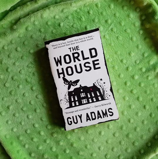The World House_Guy Adams