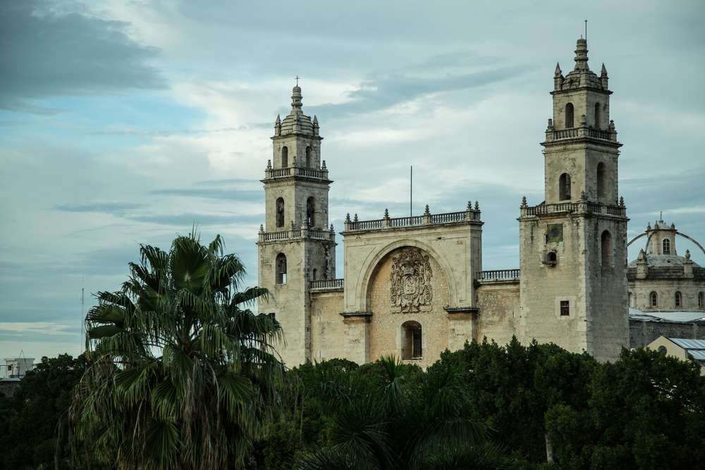 Cathedral of San Ildefonso - Mérida, Yucatán Mexico
