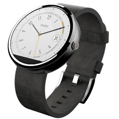 Moto 360   Motorola   September 2014