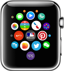 WatchKit Apps. Soon your favorite apps will feature controls and interactions unique to Apple Watch, enabling you to enjoy them in dynamic new ways. And put them to even greater use.