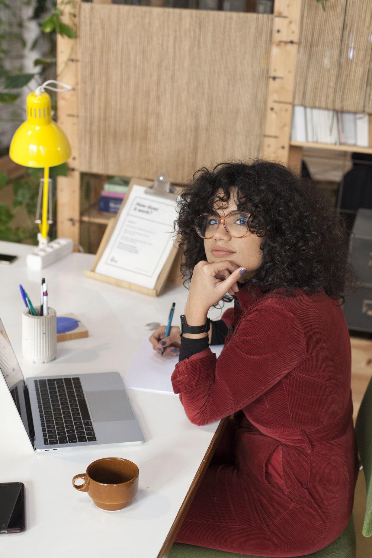 Treballes des de casa, tens un dia tonto i no et concentres? - La nostra zona coffice pot ser la solució ideal per trencar la rutina, socialitzar-te i esperar que tornin les muses de la creativitat.