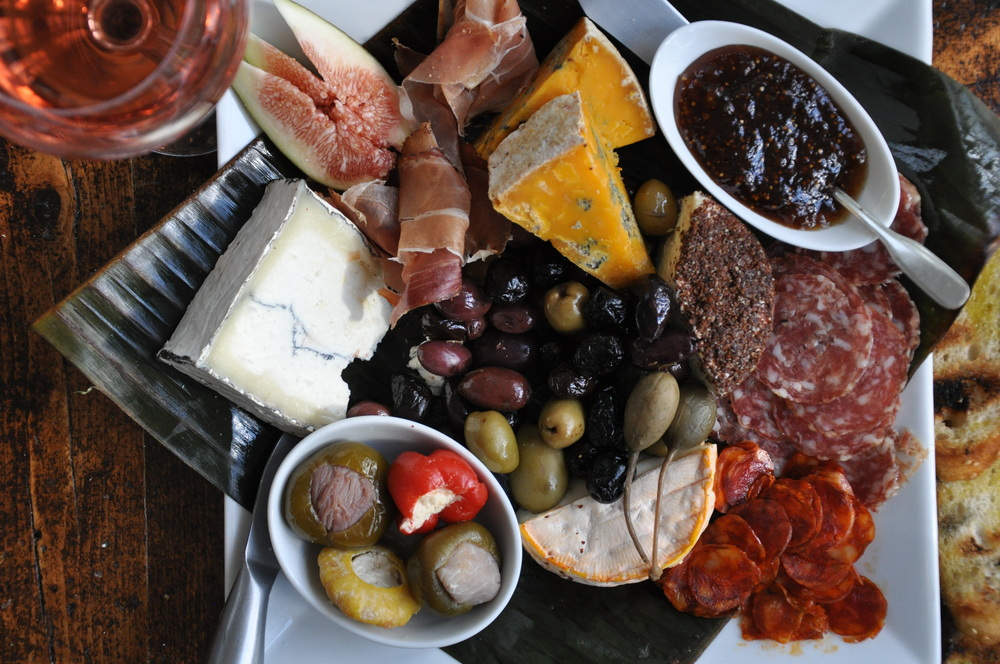 Mouthwatering Platters   Premium Meats & Cheeses    Our Market Menus