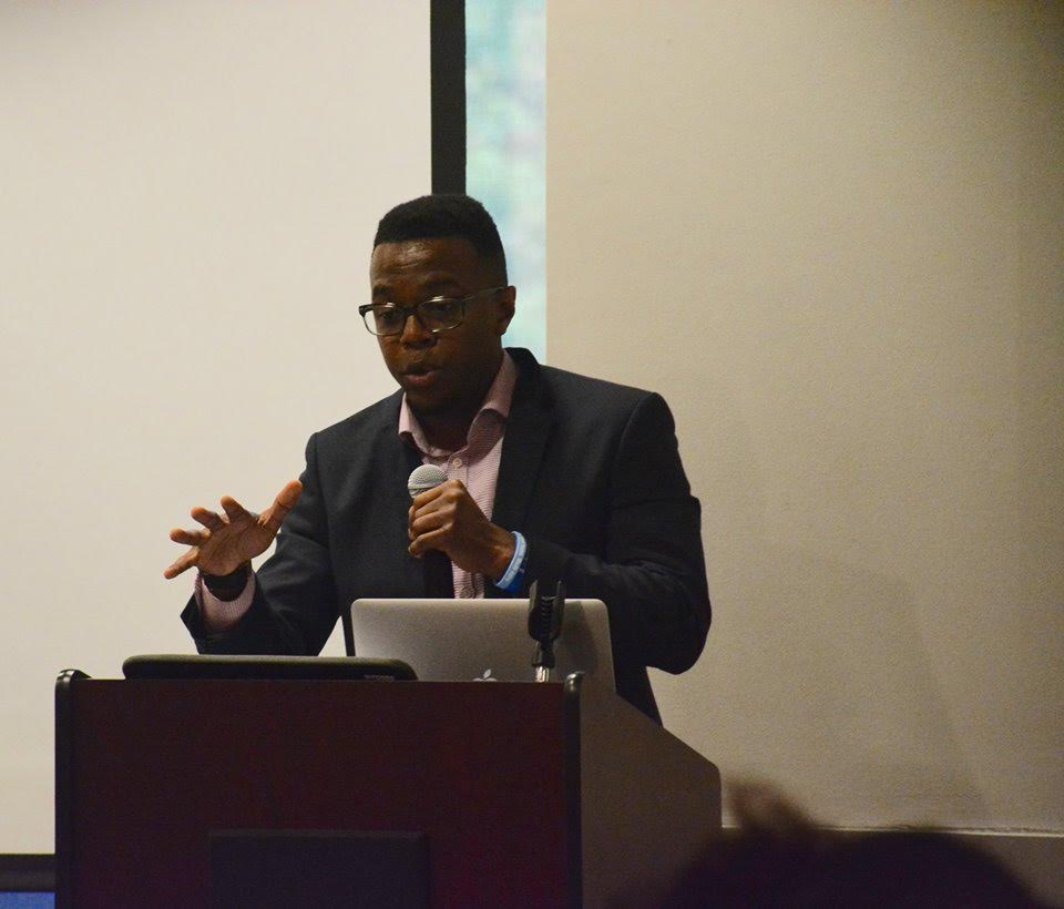Keynote Speaker, Blavity's Co-Founder and Head of Branding Jonathon Jackson
