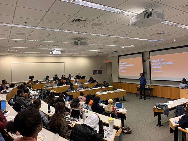 Yesterday's GBM on Social Impact at Penn was a wild success! A special thank you to all of you that came out and spent a portion of your evening with us. We'll see you all again soon!