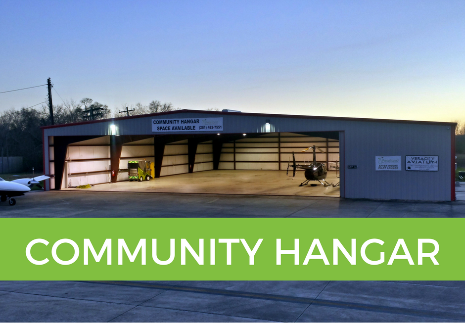 If you are looking for a more economical option to aircraft storage, our community hangar has several open spaces! Sit back and relax while our staff handles all pull-out and push-back services for your aircraft. Better yet, you can check the weather and update your flight plan from the hangar lounge while enjoying an Otis Spunkmeyer cookie and cup of Starbucks coffee. Rest assured, 24-7 video monitoring keeps your plane safe and secure. Stop by the FBO for a tour today!