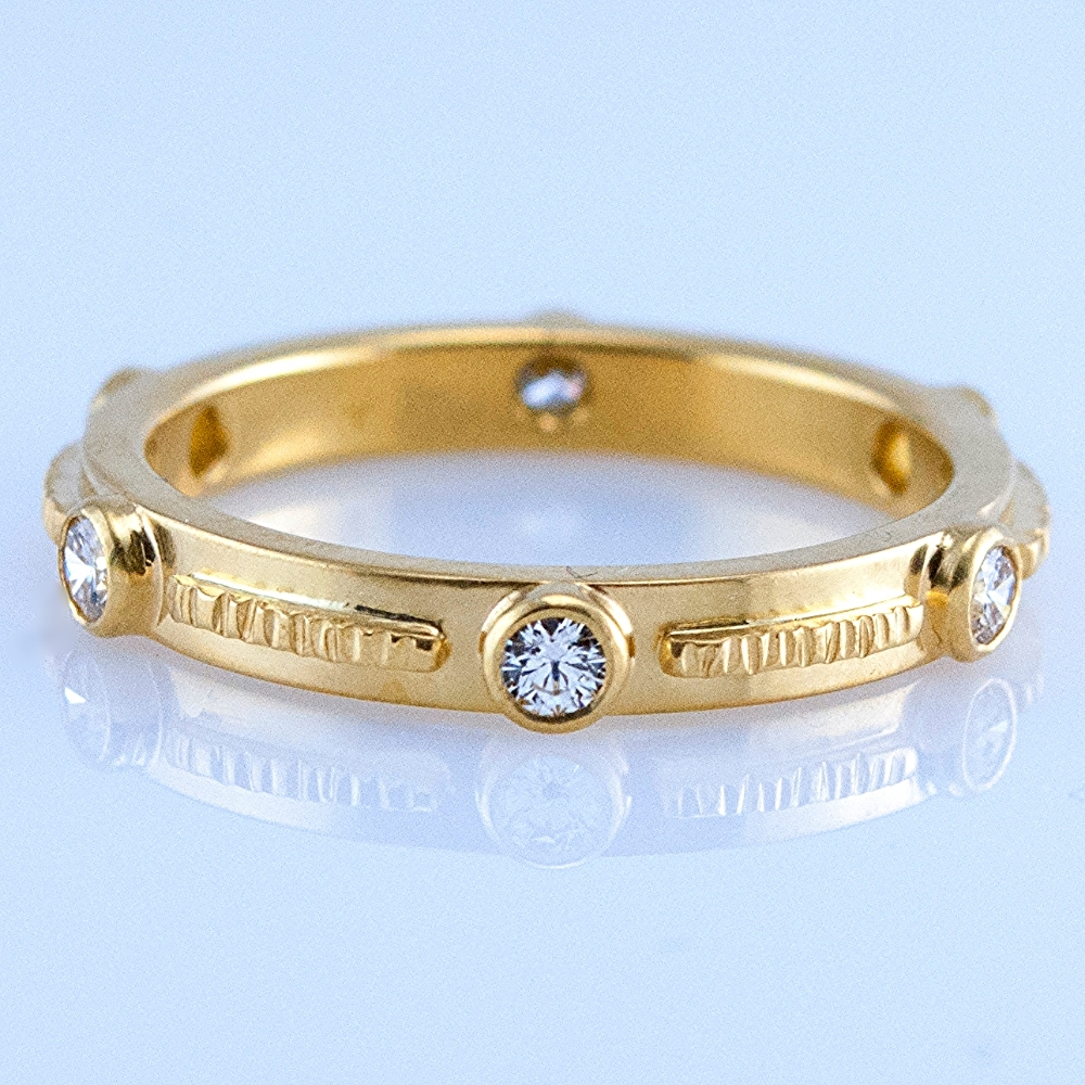 Inner Memory Diamond Band