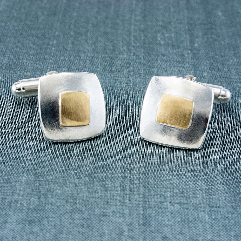 Stepstone Cufflinks
