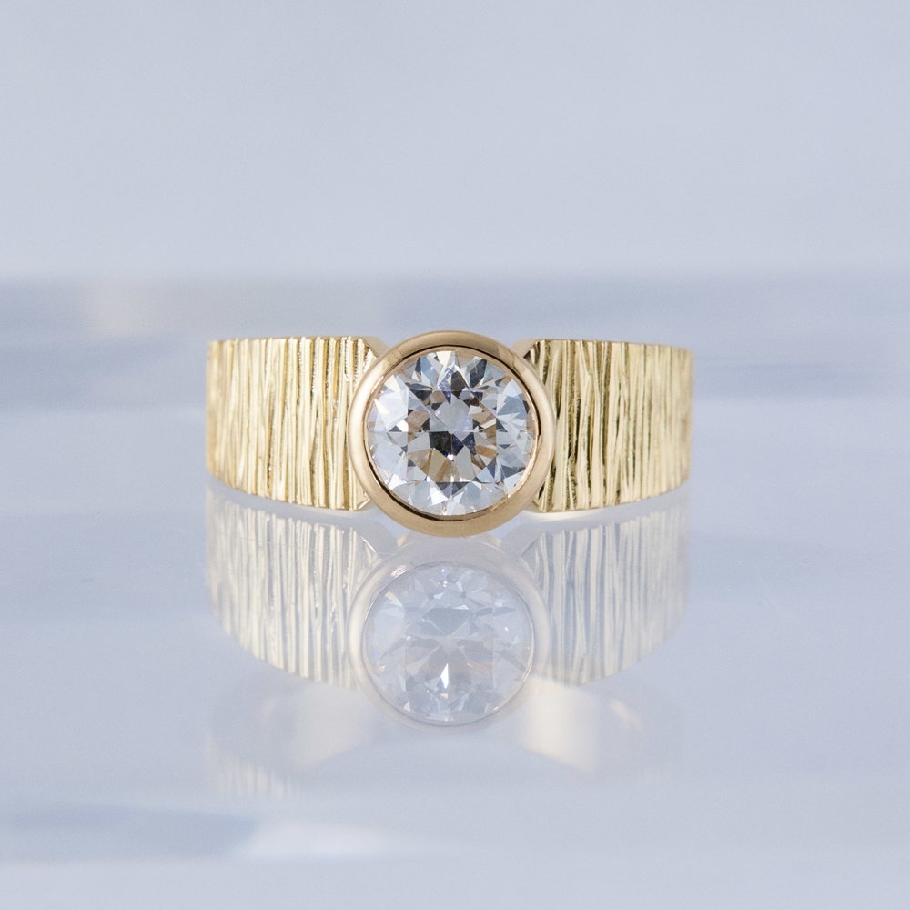 Haymarket Diamond Solitaire