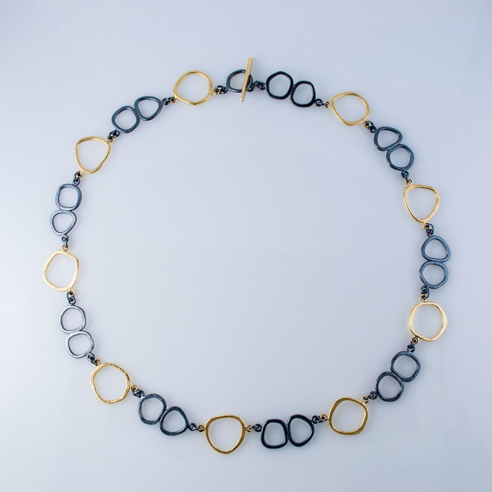 GEO Link Necklace